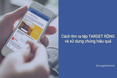 Cho người mới nhập môn Facebook Marketing