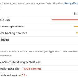 Loại bỏ tài nguyên chặn hiển thị CSS trong Wordpress
