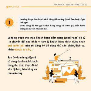 Lead Gen Landingpage