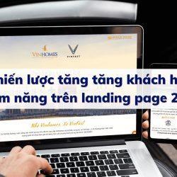 4 chiến lược tăng tăng khách hàng tiềm năng trên landing page 2020