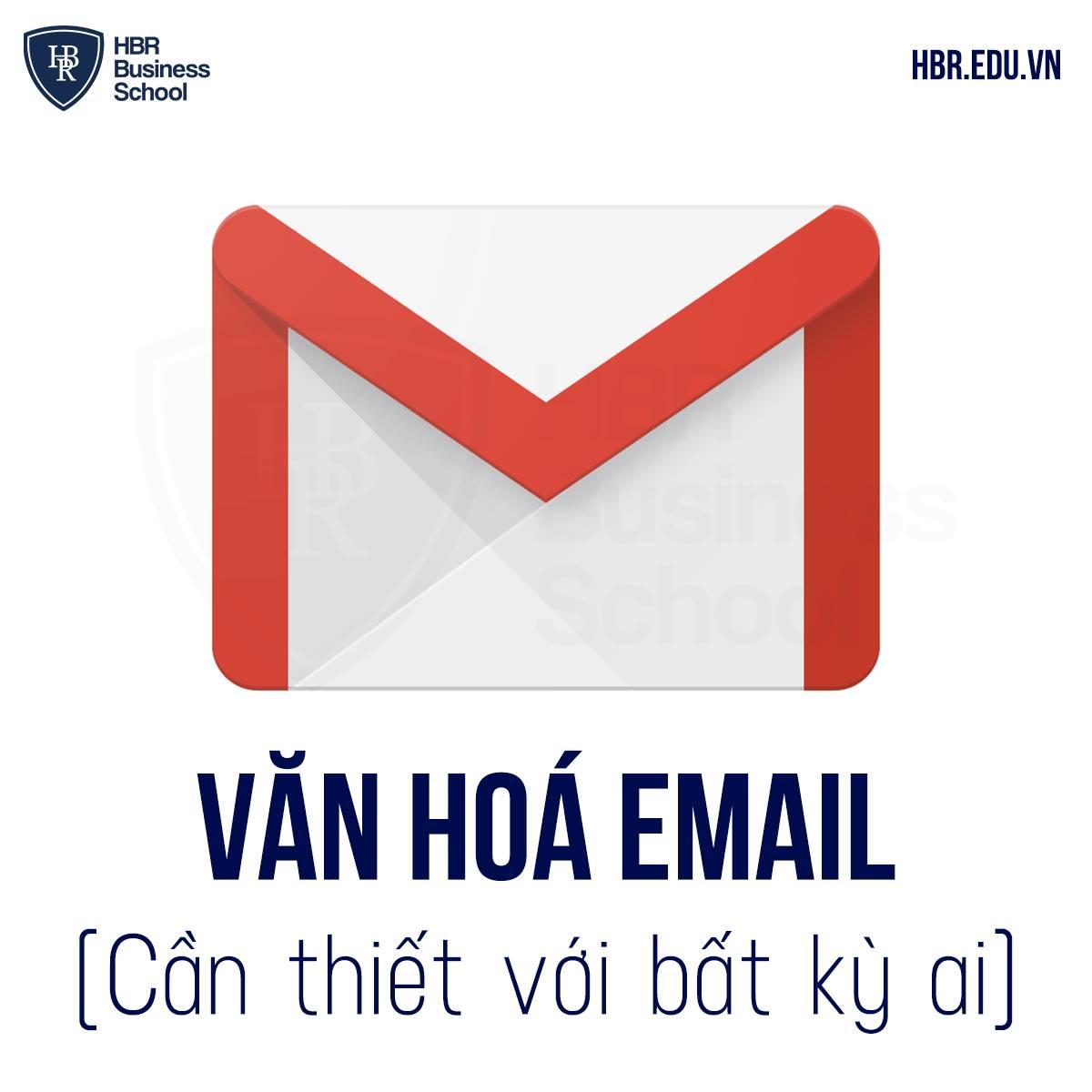 Văn hoá Email cần thiết với bất kỳ ai