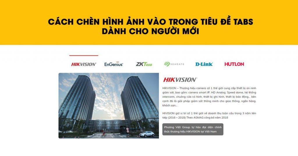 Banner Chen Anh Vao Trong Tieu De Tabs